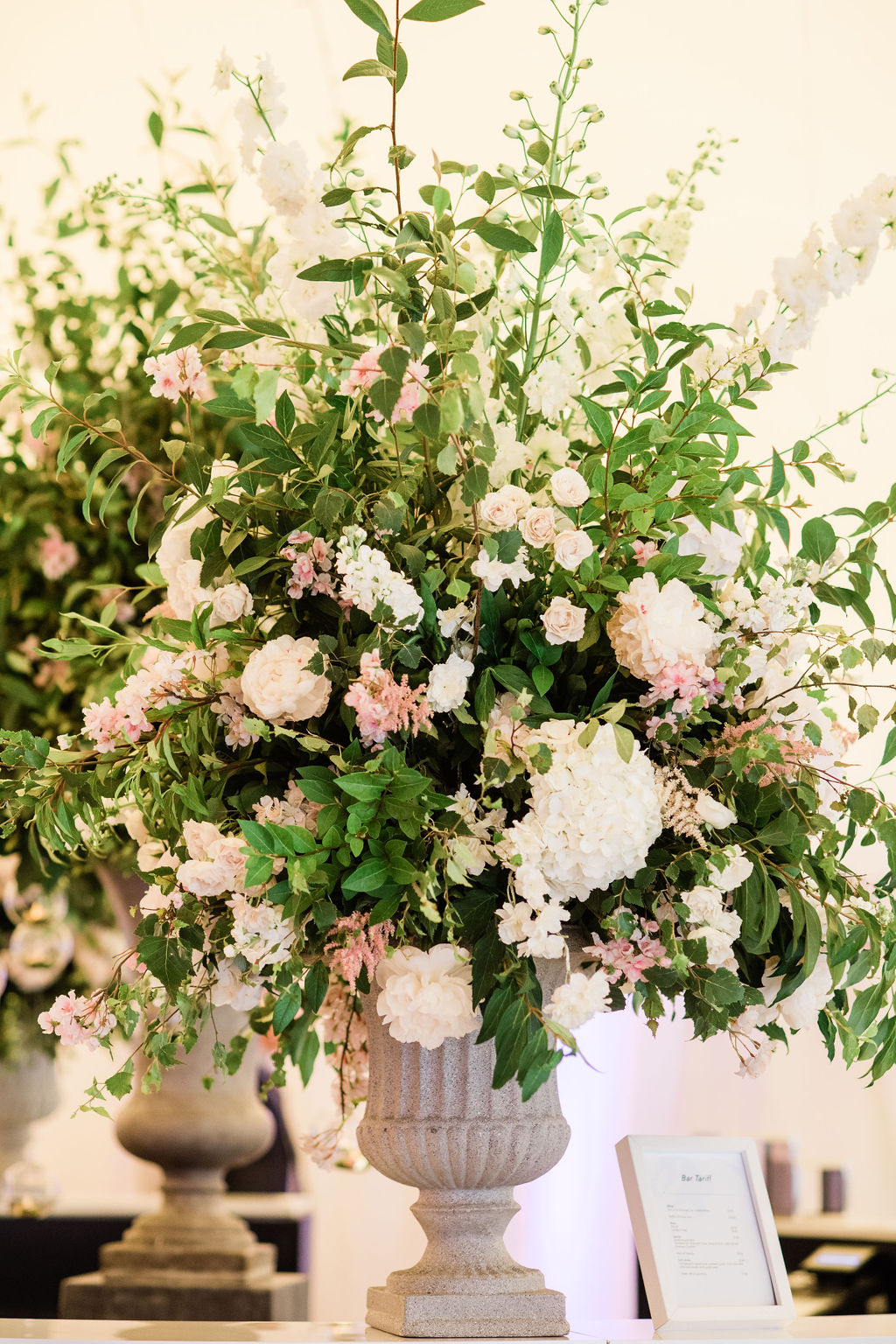 British florals at Chiswick House wedding, London | Sugar Plum Bakes